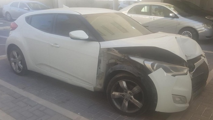 מכירת רכבים לפירוק אחרי תאונה
